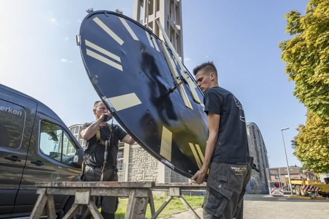 Inwoners Heerlerbaan kunnen eindelijk weer op hun klokken kijken