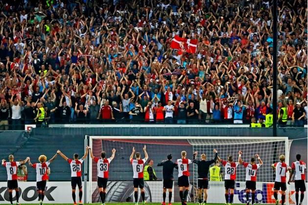 Spanning voor wedstrijd: 'Feyenoord is niet antisemitisch, Feyenoord is anti-Ajax'
