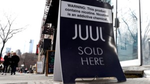Boetes voor verkopers illegale e-sigaret Juul