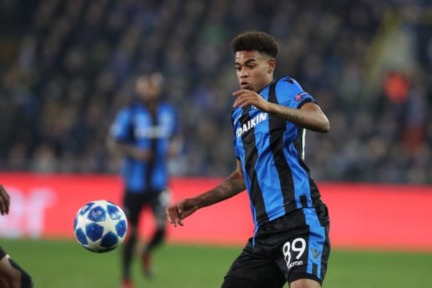 PSV heeft interesse in Club Brugge-aanvaller Ngonge