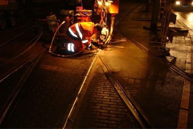 Meer bijna-aanrijdingen bij werk aan het spoor