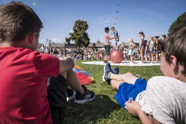 Stramproyer scholen starten jaar met circus