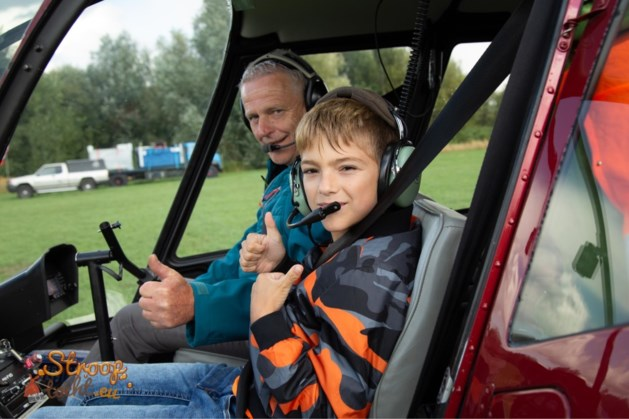 'Fun Flight Family Festival' Airwish in Merum