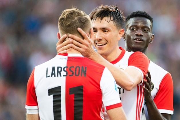 Swingend Feyenoord legt Beer Sheva over de knie