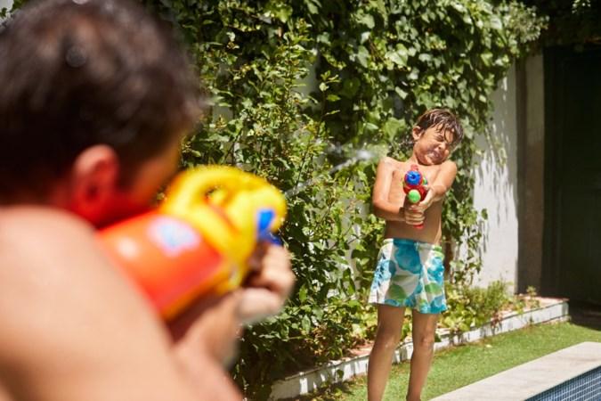 Test: met welk waterpistool schiet je altijd raak?