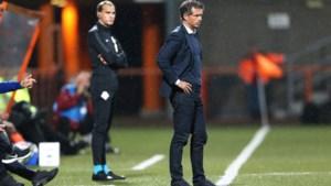 Roda-coach De Jong: 'Verschil tussen twee wedstrijden mag nooit zo groot zijn'