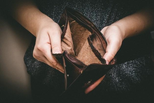Arme mensen worden de laatste jaren alleen maar armer