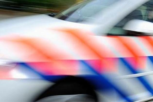 Politie rijdt auto met drugsdealers klem in Heerlen
