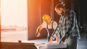 Weer minder bouwvergunningen afgegeven voor nieuwbouw