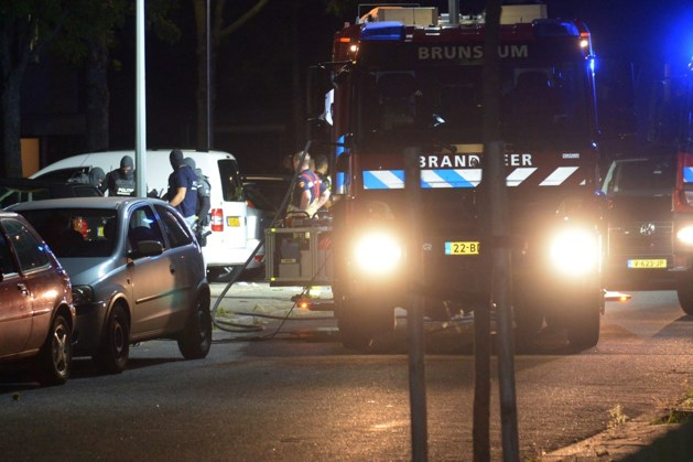 Granaat arrestatieteam mogelijk reden explosie Hoensbroek