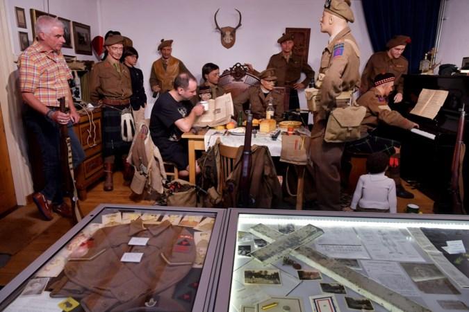 Tijdelijke museum Heythuysen: bevrijders een gezicht geven
