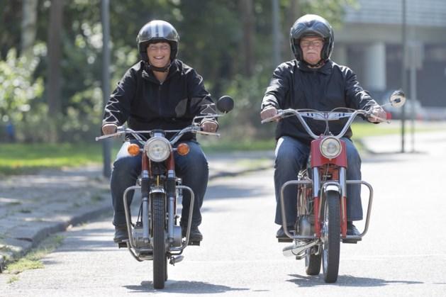 Nostalgie op twee wielen en 49cc