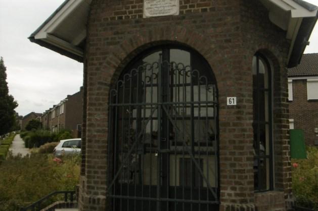 Kapel Kloosterbos honderd jaar