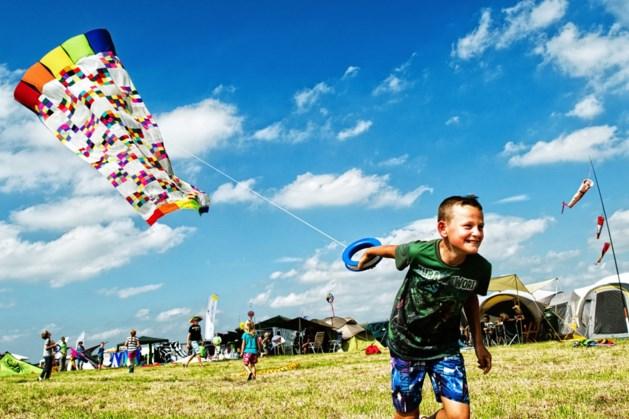 Doek valt voor vliegerfeest Doenrade