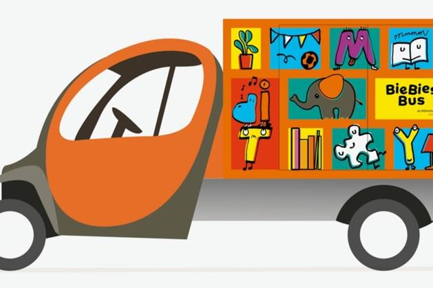 BieBies Bus houdt halt bij Kinderboerderij Hagerhof