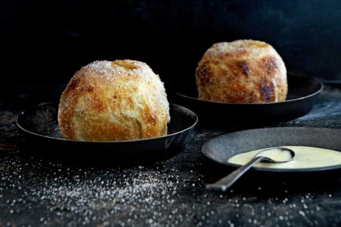 Glutenvrij en vegan bakken: krokante appelbollen