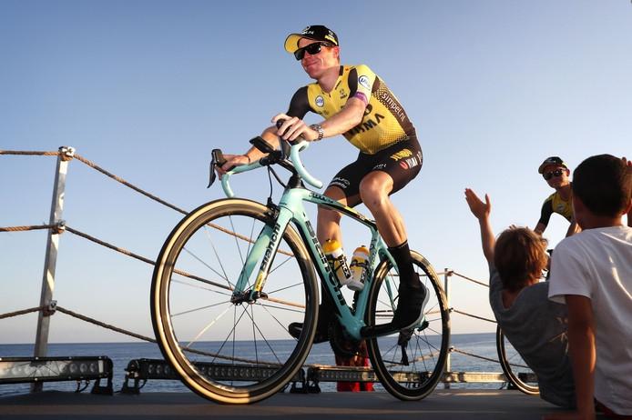 Zo begint de Vuelta a España vandaag: Jumbo Visma favoriet