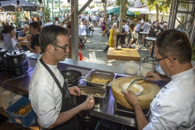Van Japanse hamashi tot Argentijnse steak: gastronomie de grens over op 't Preuvenemint