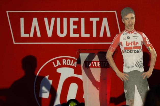 Ook in Vuelta minuut stilte voor Lambrecht
