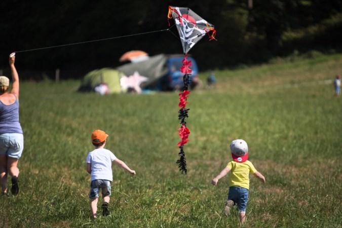 Magie van het vliegeren op allerlaatste vliegerfeest