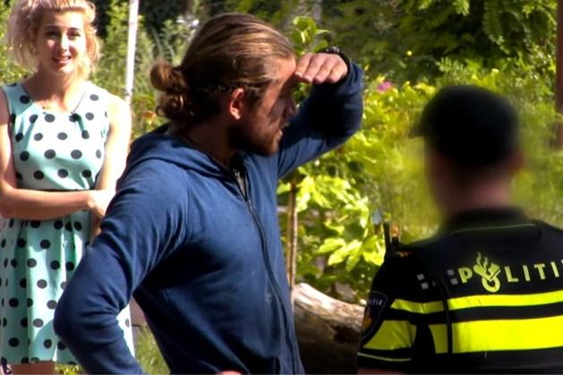 Politie krijgt diverse meldingen van wietplantage op terrein Utopia en grijpt in