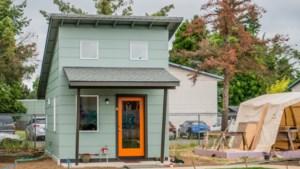 Zes tiny houses voor cliënten PSW in Weert