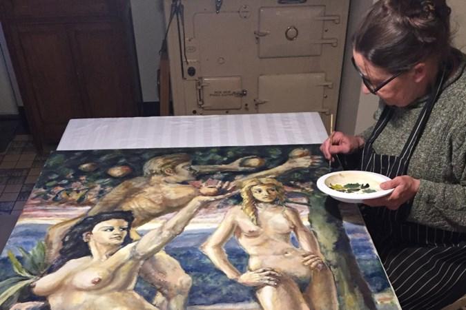 Nieuw leven voor oeuvre van onbekende Vlaamse schilder