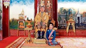 Thaise koning neemt bijvrouw, omdat het kan
