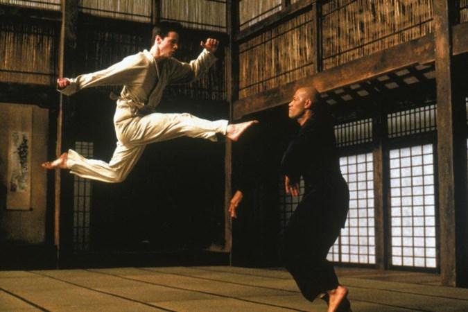 De vreemde schoonheid van The Matrix verjaart niet