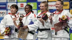 Judoka Juul Franssen pakt brons op WK