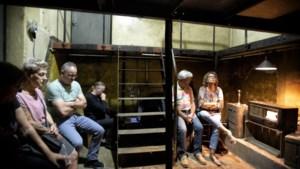 De kelder van de Heerlense Royal voelt als een schuilkelder in de Tweede Wereldoorlog