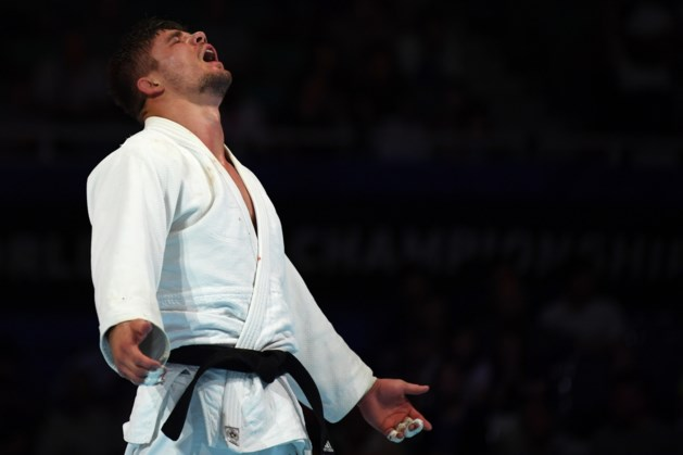Judoka Van 't End verovert wereldtitel