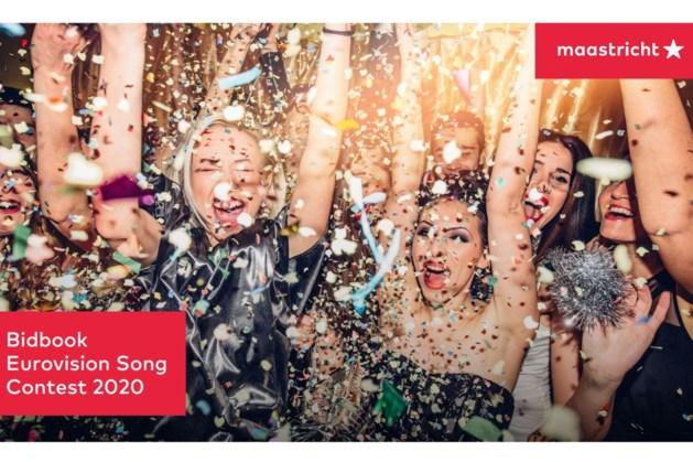 Maastricht zet bidbook voor Songfestival online