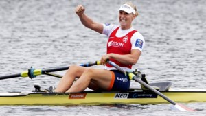 Roeister Lisa Scheenaard naar WK-finale in Linz