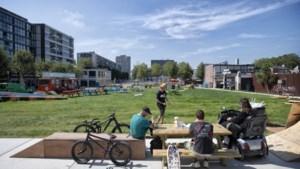 Stadstuin in Heerlen is een proeftuin voor 'stadmaken'