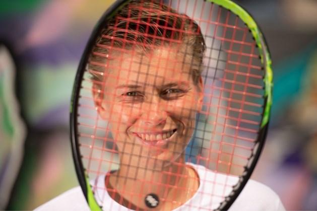 Demi Schuurs onderuit in vrouwendubbelspel US Open