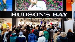 Doek valt voor Hudson's Bay in Nederland: 1400 medewerkers op straat