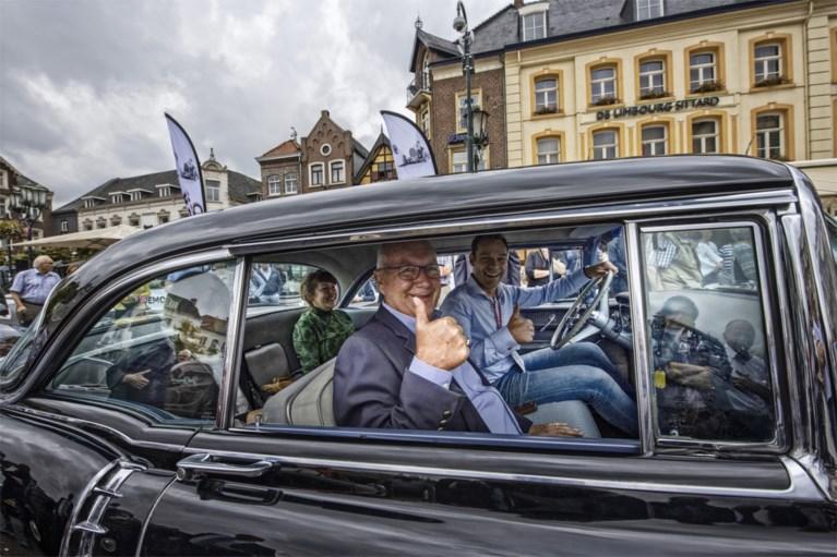 Video: Sittard Klassiek ronkend van start met ambassadeur Pete Hoekstra