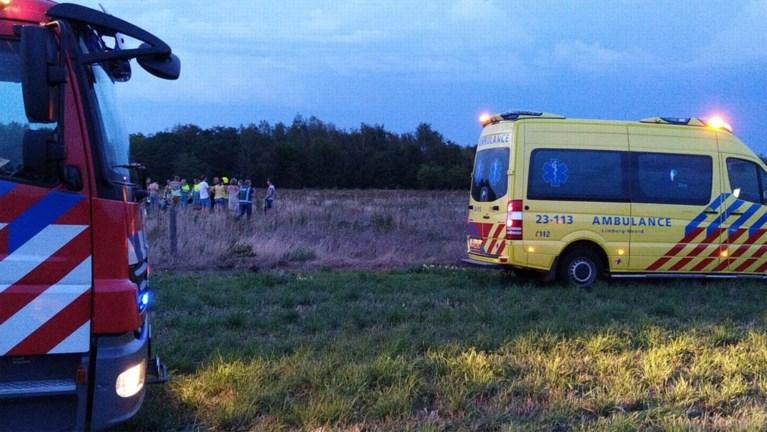 Video: Crash met luchtballon door noodweer: meerdere gewonden