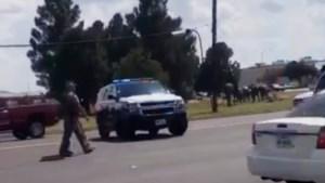 Man schiet vijf mensen dood in Texas, ruim twintig gewonden