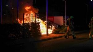 Twee auto's op korte afstand van elkaar uitgebrand in Weert