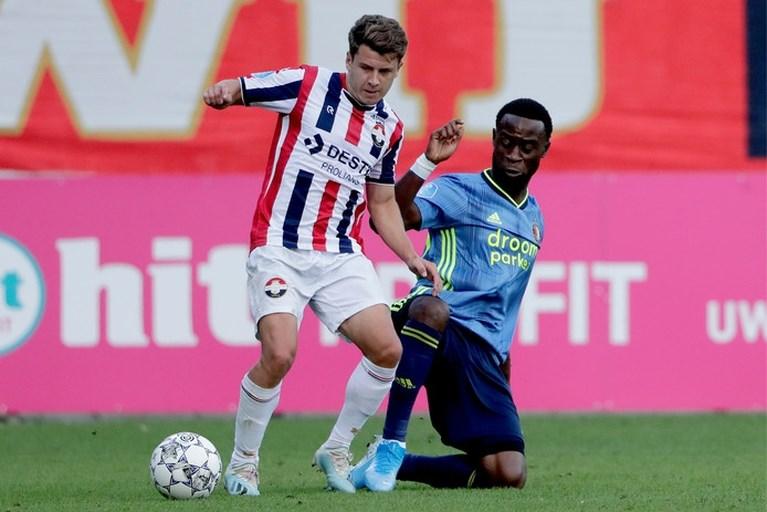 Berghuis bezorgt Feyenoord vanaf de stip eerste seizoenszege