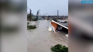 Video: Orkaan Dorian komt op volle kracht aan op Bahama's