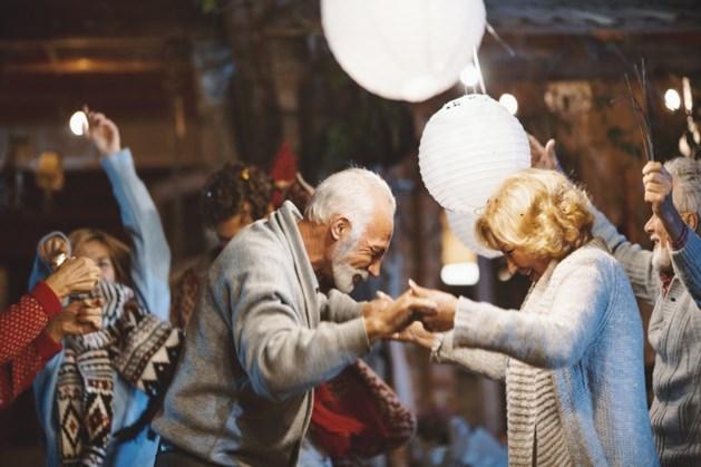 Danssalons voor mensen met dementie