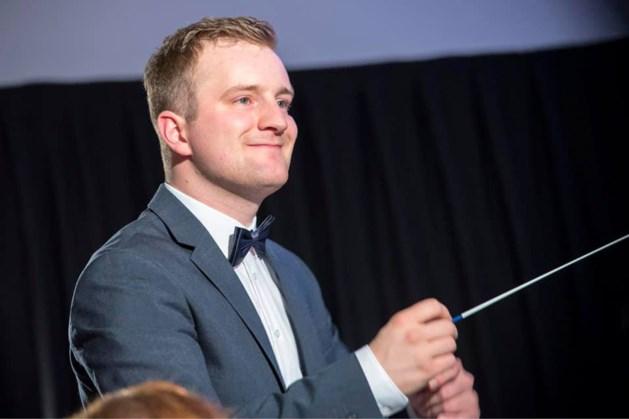 Wiek Maessen nieuwe dirigent fanfare St. Cecilia Ubachsberg