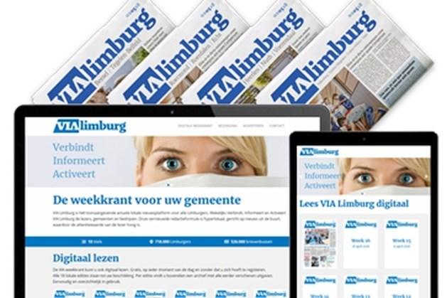 Reorganisatie en nieuwe distributievorm VIA Limburg