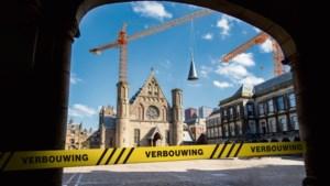 Miljoenen voor weggestuurde architect Binnenhof