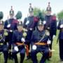 Taptoe in Klimmen tijdens bevrijdingsfestival