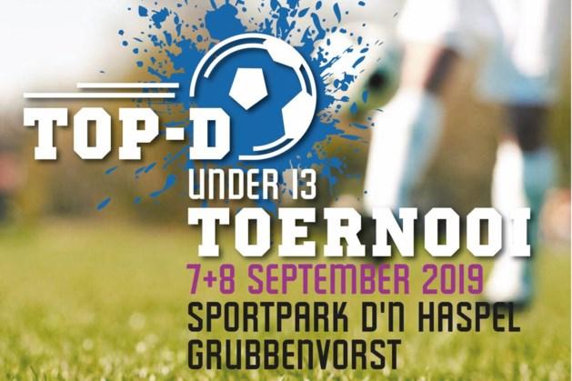 Internationaal jeugdvoetbaltoernooi op Sportpark D'n Haspel
