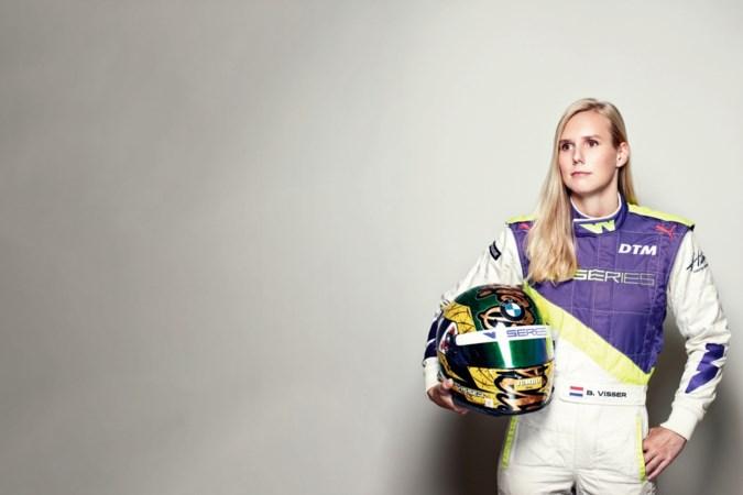 Nederlands beste vrouwelijke coureur Beitske:  'Ik stap altijd bont en blauw uit de auto'